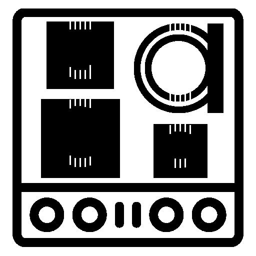 skloker. deska